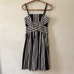 NWOT Anthropologie Viola Regatta Dress 0